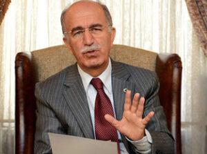 Bursa Valisi Şahabettin Harput